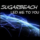 "SUGARBEACH New Release ""Led Me To You' Artwork and website link."